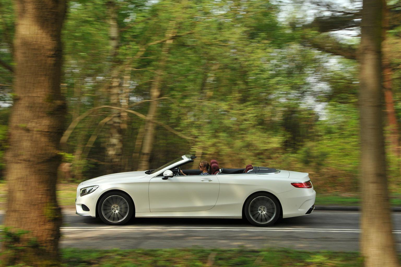2016 Mercedes-Benz S 500 Cabriolet review