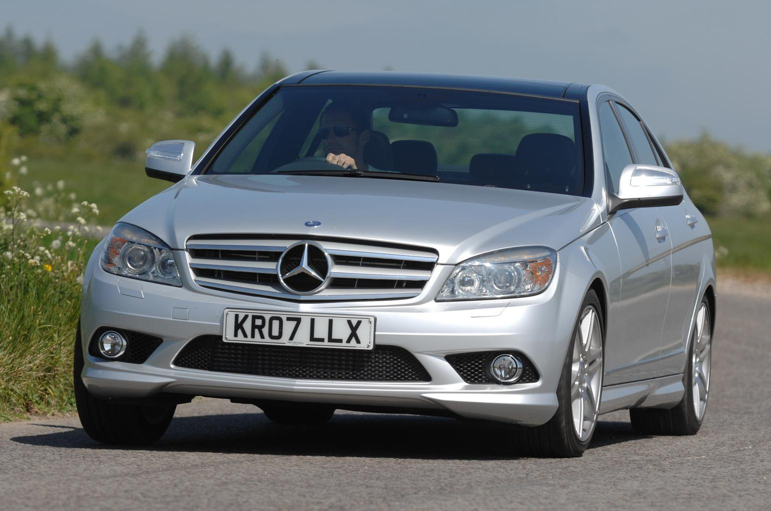 5 reasons to buy a Mercedes C-Class