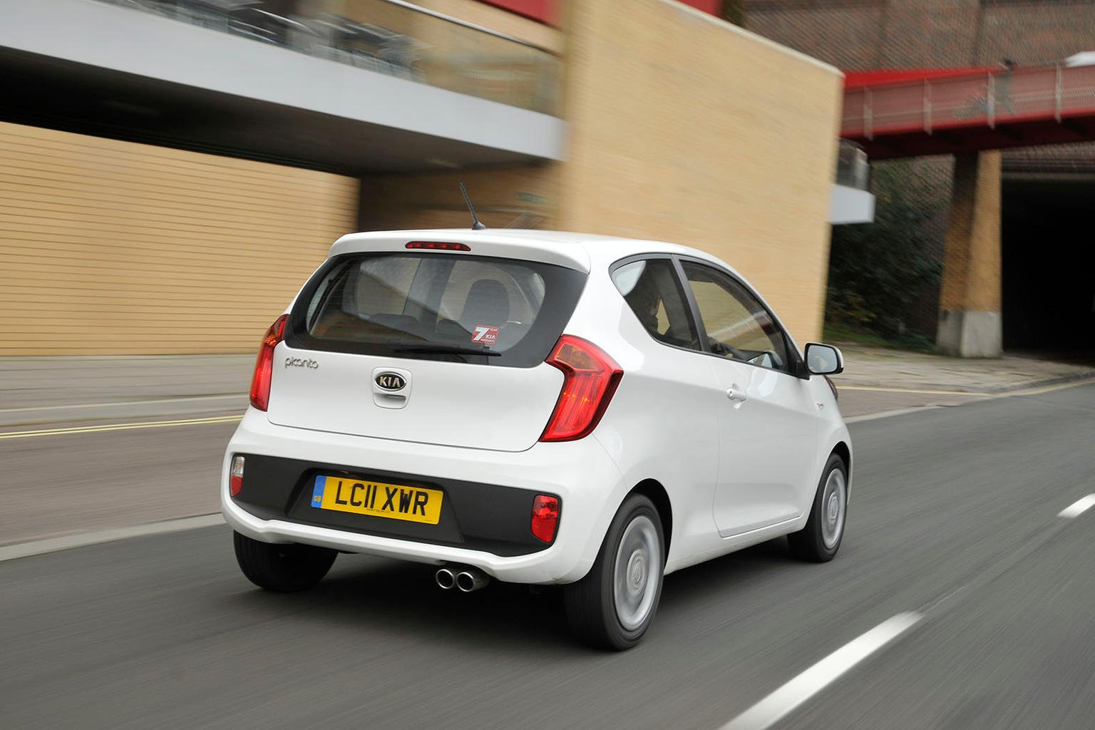 Used test: Kia Picanto vs Renault Twingo