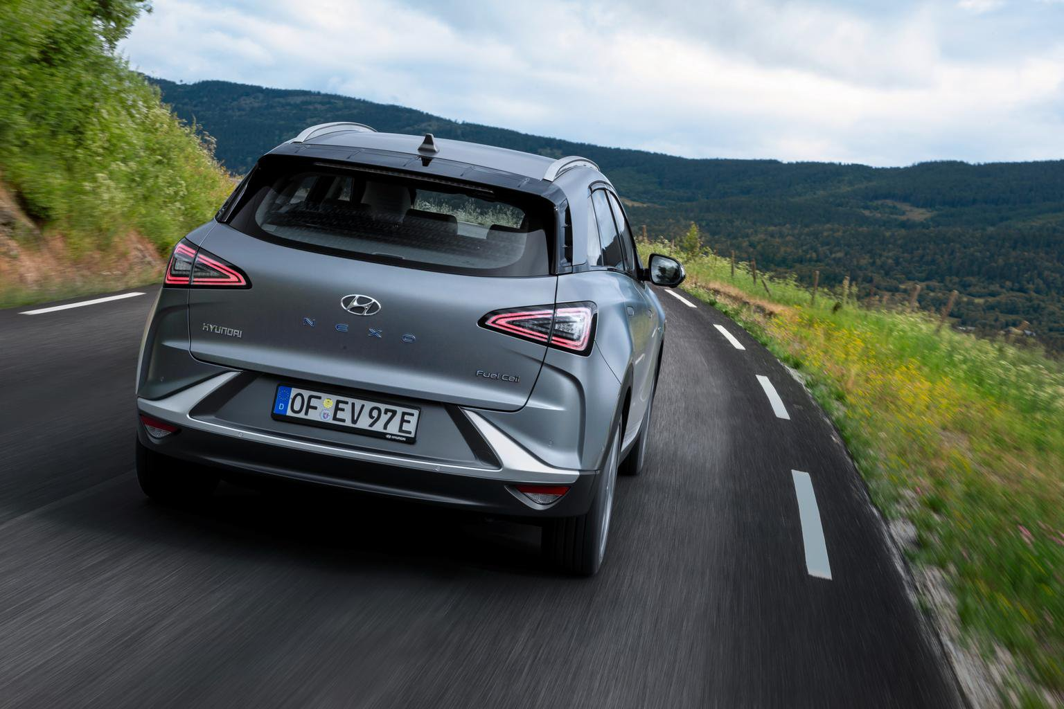 2018 Hyundai Nexo Review Price Specs And Release Date What Car