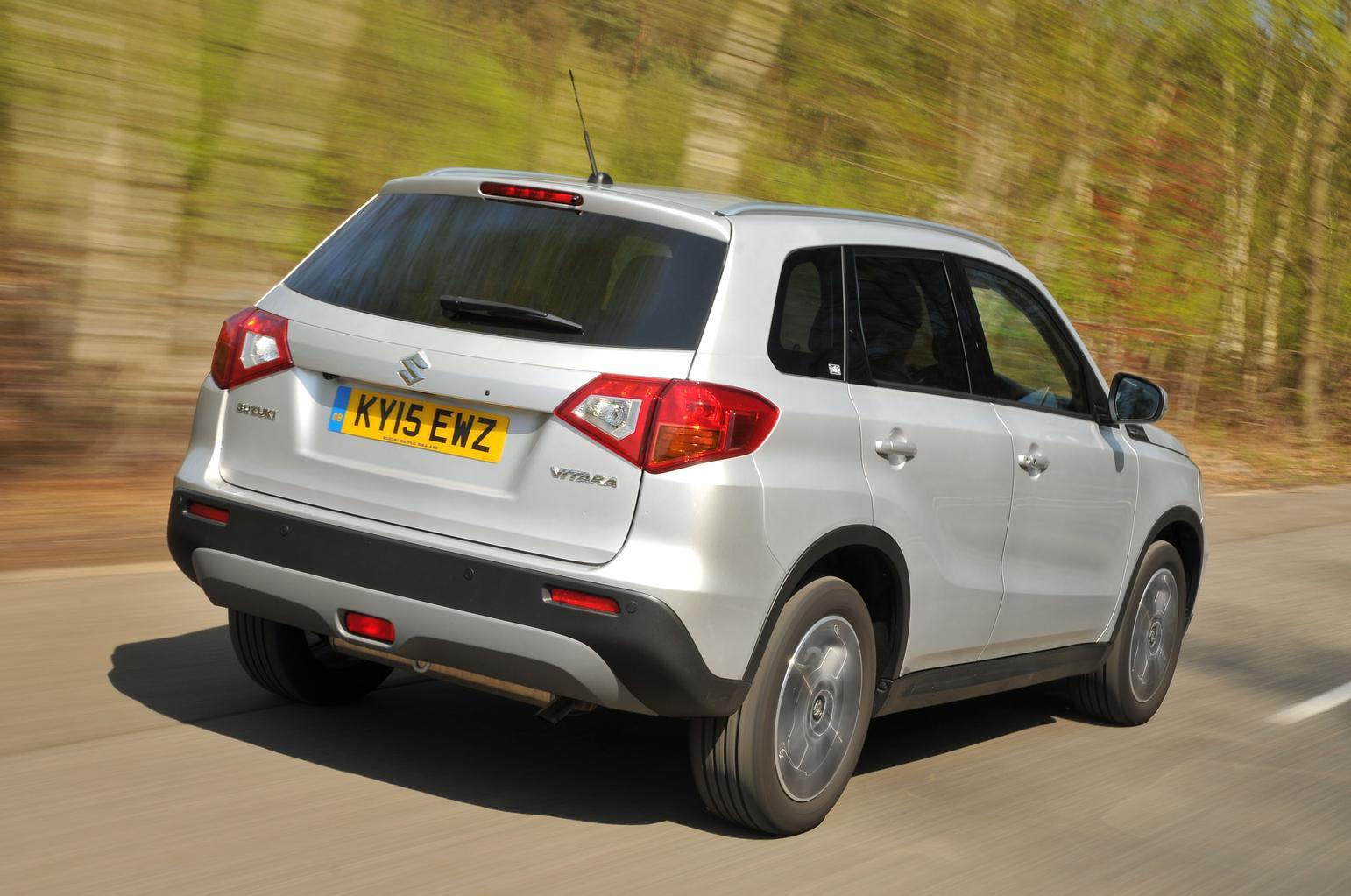 5 reasons to buy a Suzuki Vitara