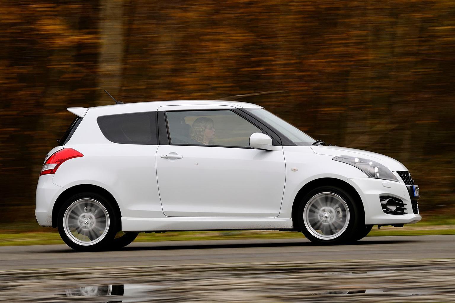 Used test: Renault Clio Gordini vs Suzuki Swift Sport
