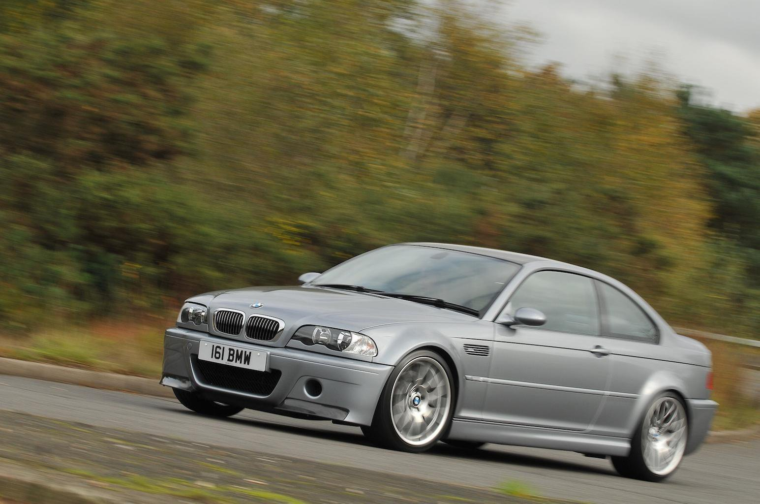 BMW M3 (E46) – Rewind Wednesday