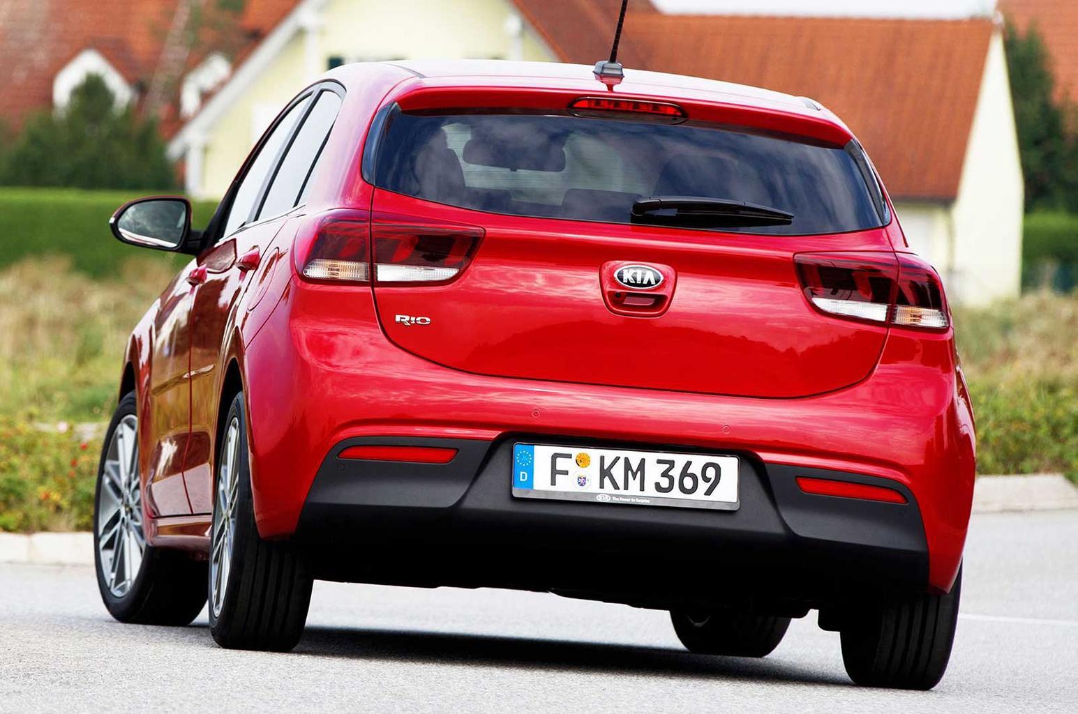 New Kia Rio prices and specs revealed