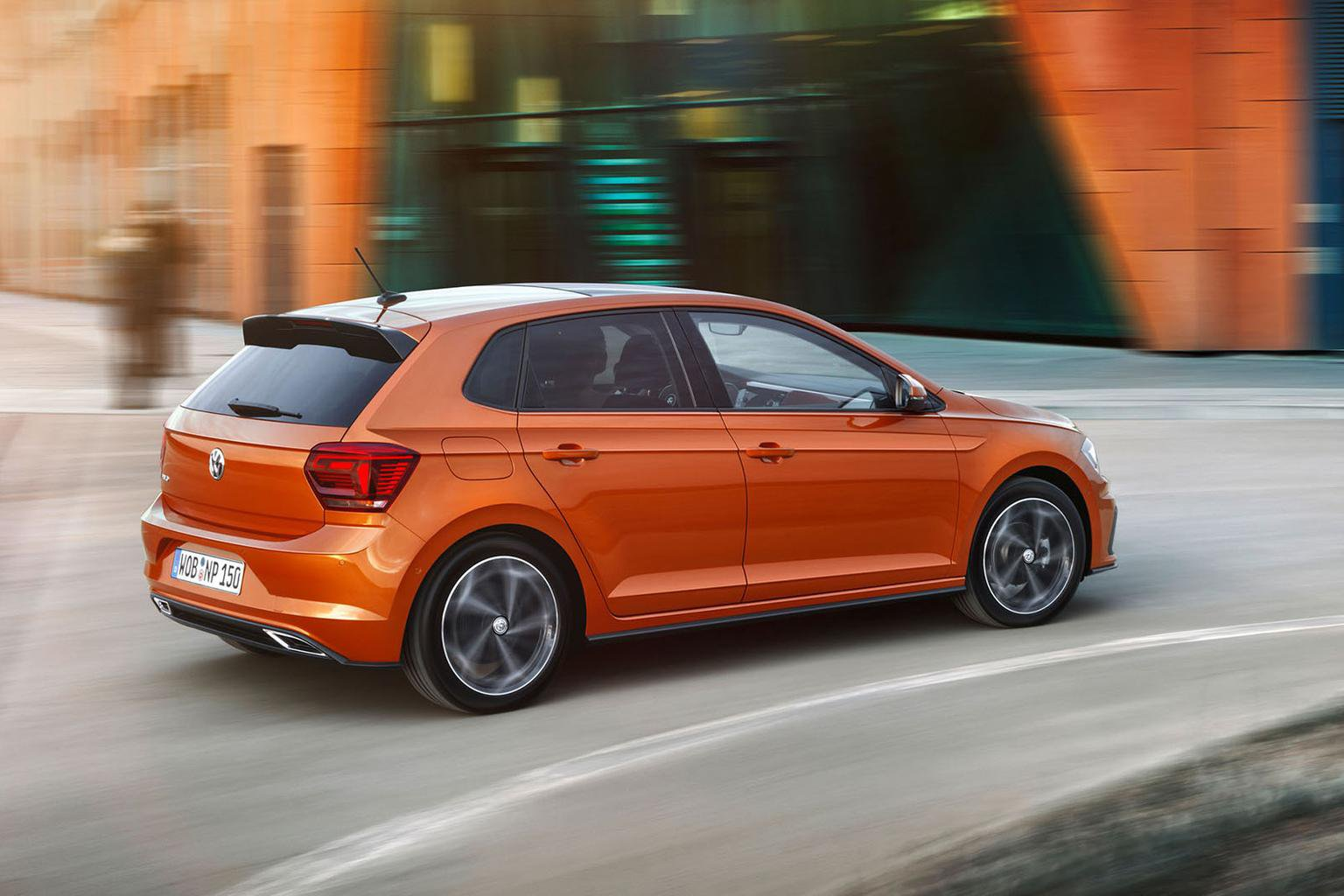 New Volkswagen Polo in pictures