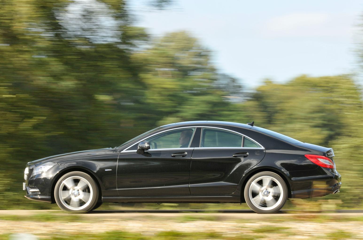 Used Mercedes-Benz CLS vs Porsche Panamera