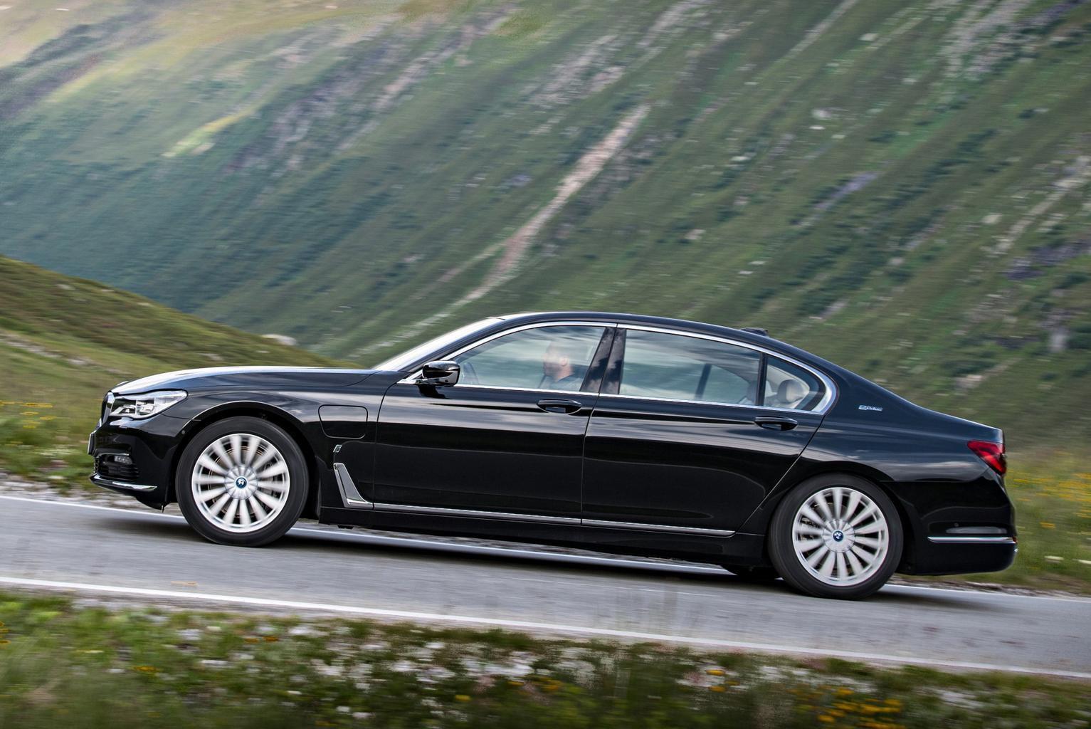 2016 BMW 740Le xDrive review