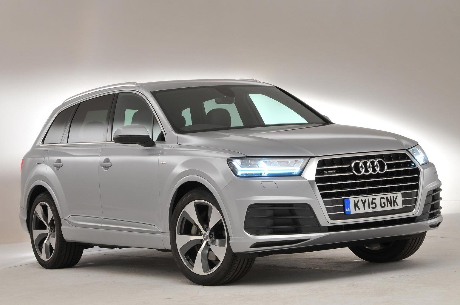 10 reasons to buy an Audi Q7