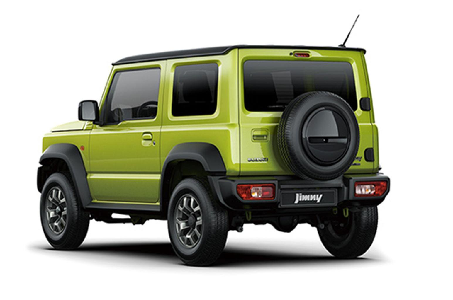2019 Suzuki Jimny – price, specs and release date
