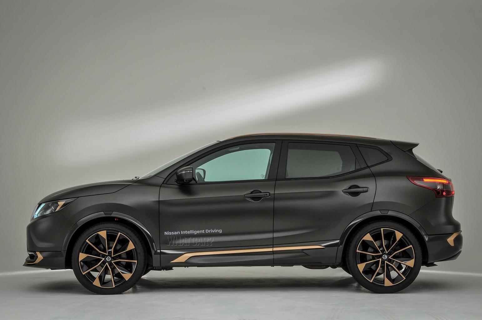 Next Nissan Qashqai to get range-topping Tekna+ version