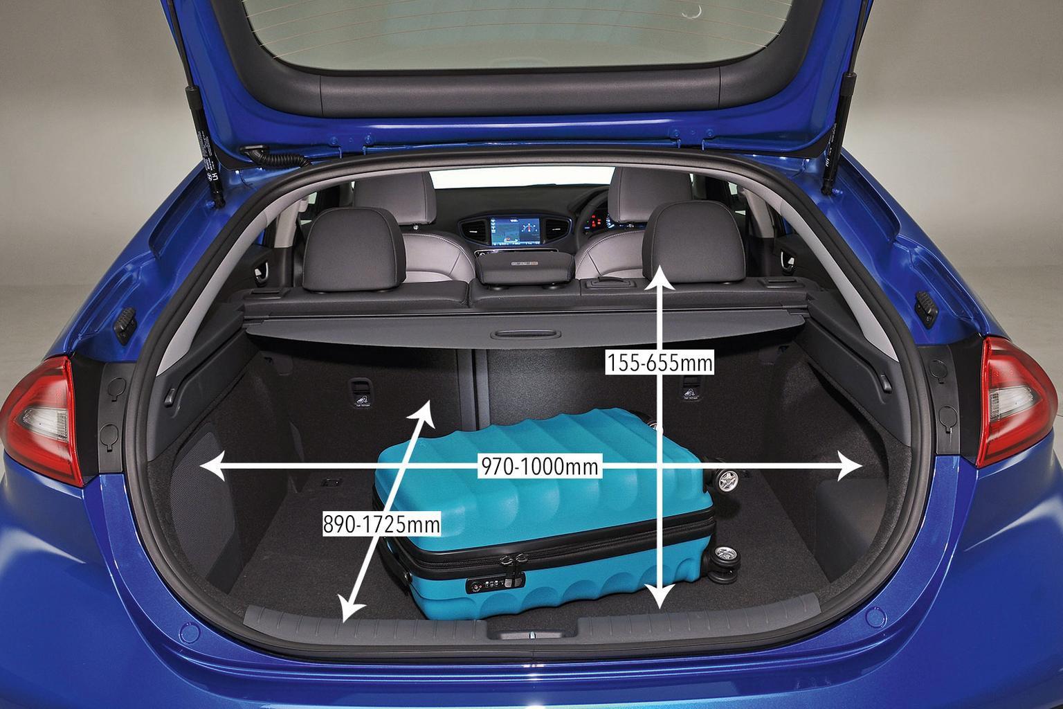 New Hyundai Ioniq Plug-In vs New Volkswagen Golf GTE