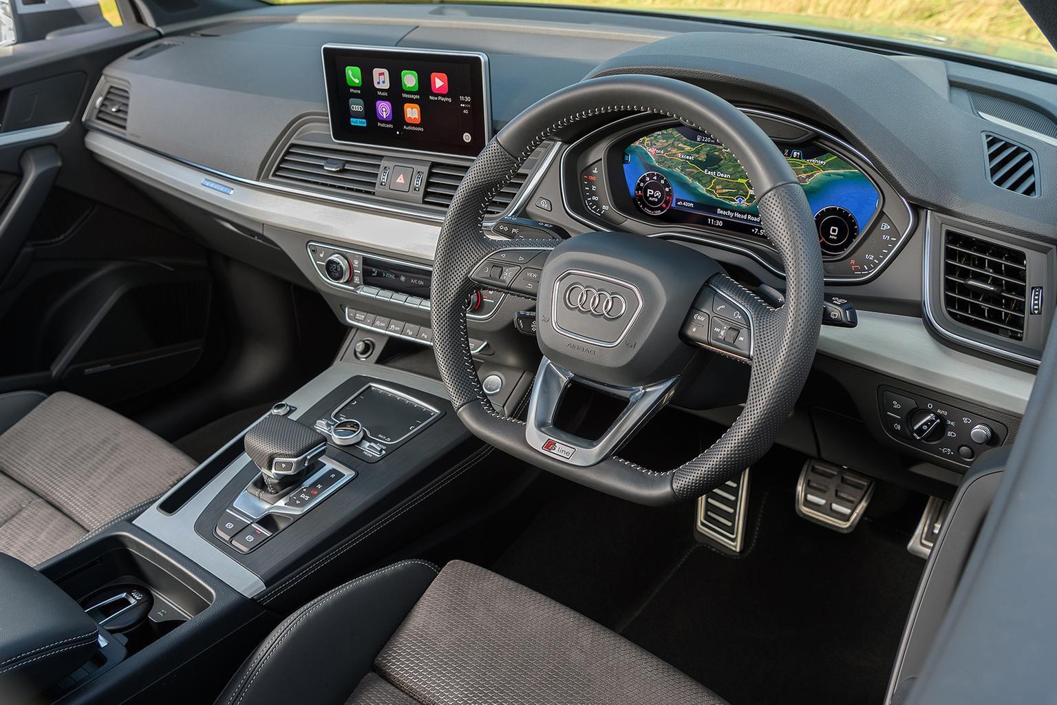 Audi Q5 2.0 TFSI 252 quattro S tronic review 2017