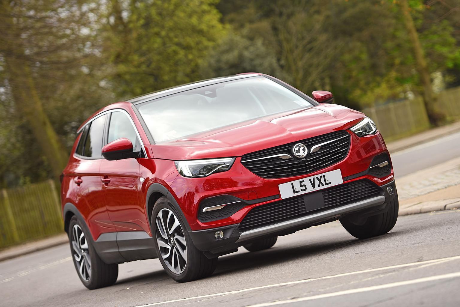 New Vauxhall Grandland X vs Renault Kadjar vs Skoda Karoq