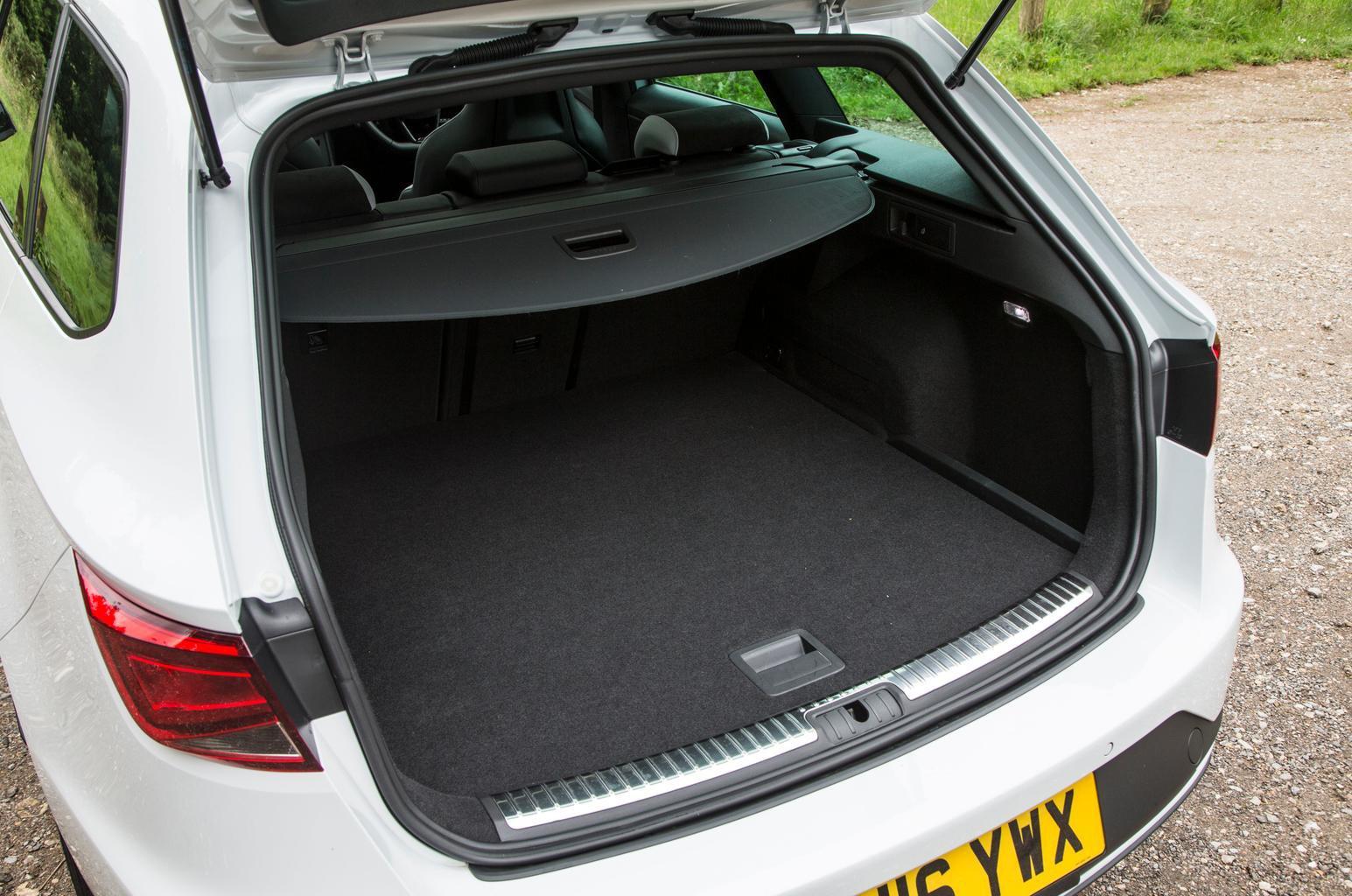 2016 Seat Leon ST Cupra 290 review