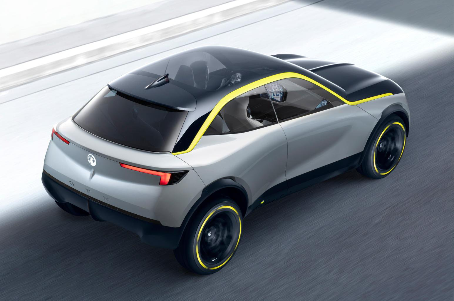 New Vauxhall GT X revealed