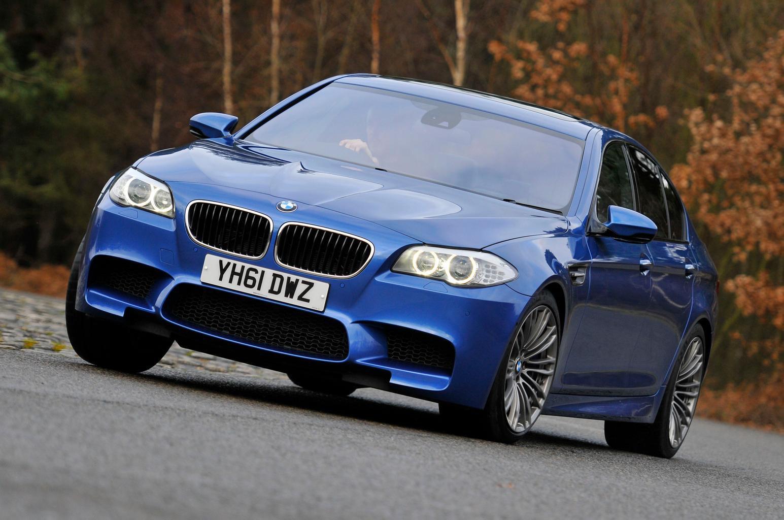 Used test – super saloons: BMW M5 vs Mercedes-Benz E63 AMG