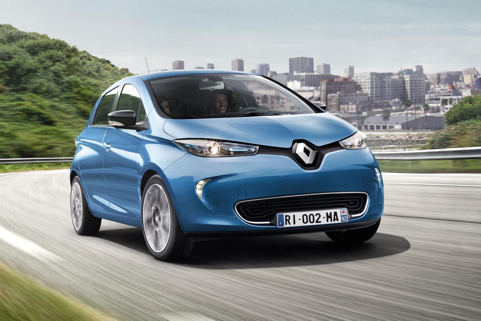 Upgraded Renault Zoe gets more range