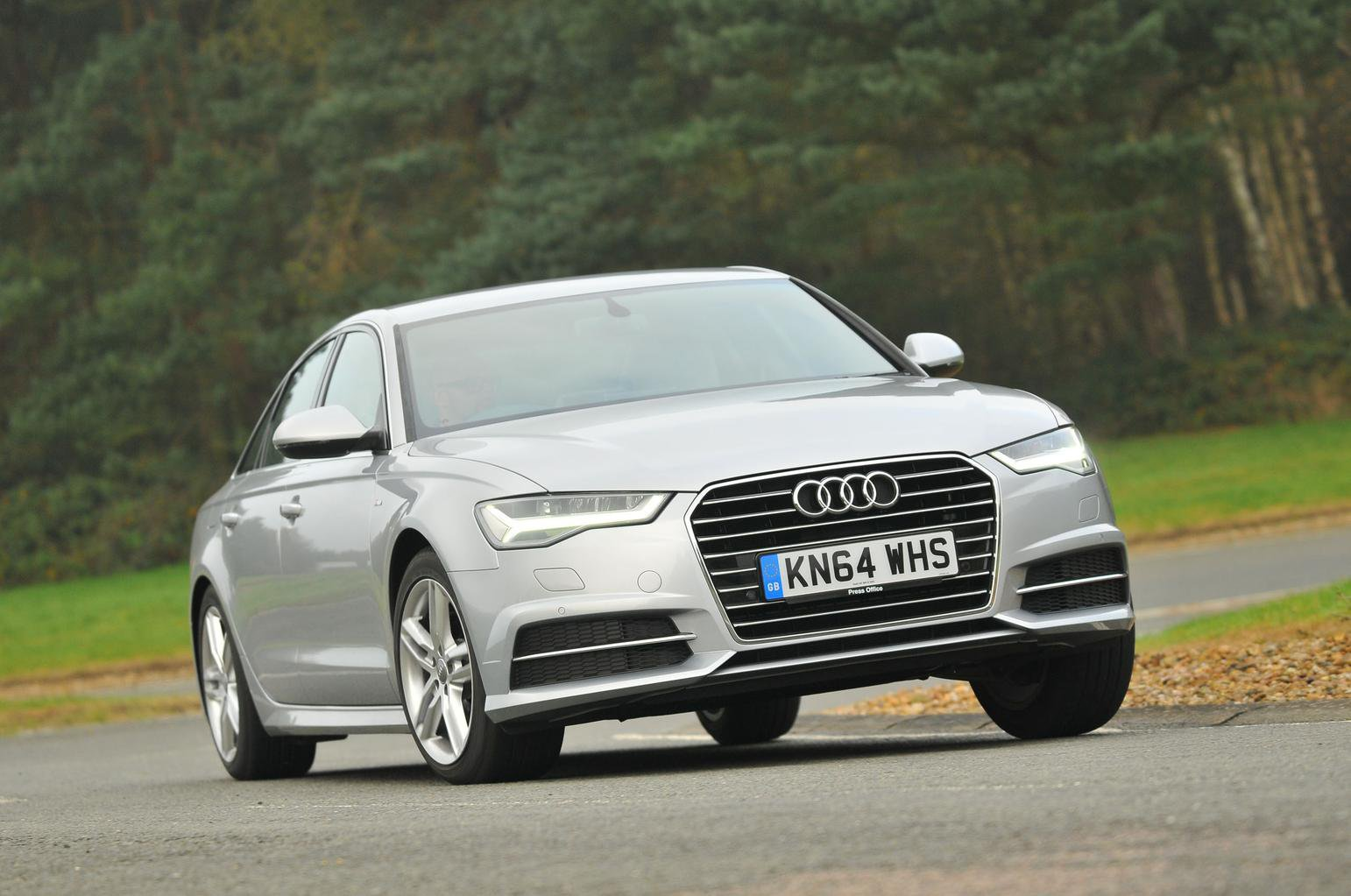 5 reasons to buy an Audi A6