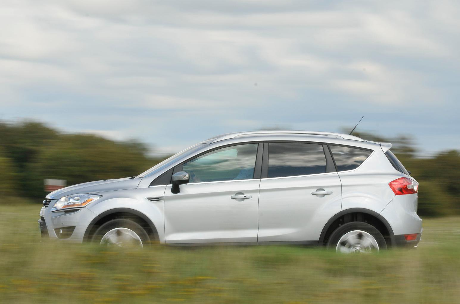 Used Ford Kuga vs Volkswagen Tiguan