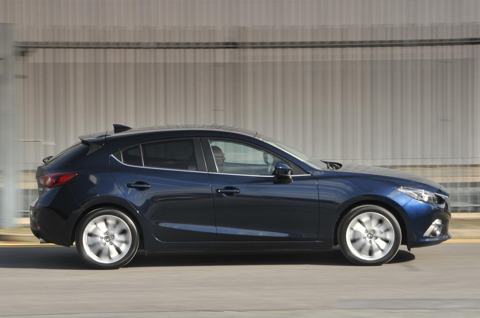 New Toyota Prius Vs Mazda 3 Volkswagen Golf