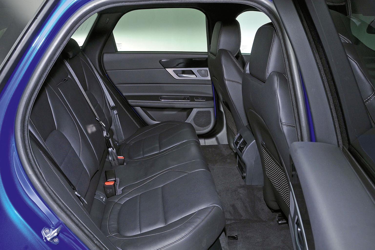 New Jaguar XF Sportbrake vs BMW 5 Series Touring