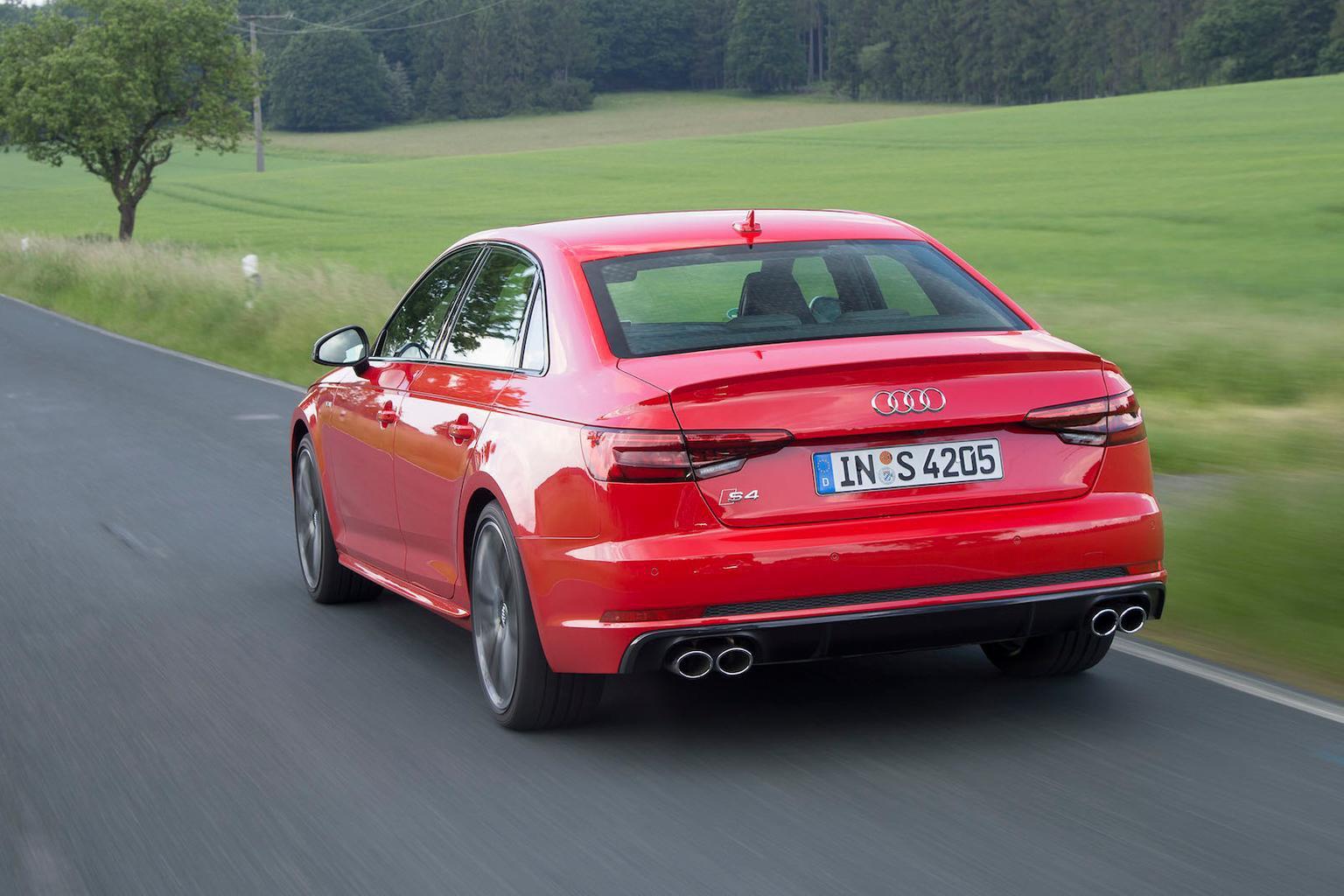 2016 Audi S4 review