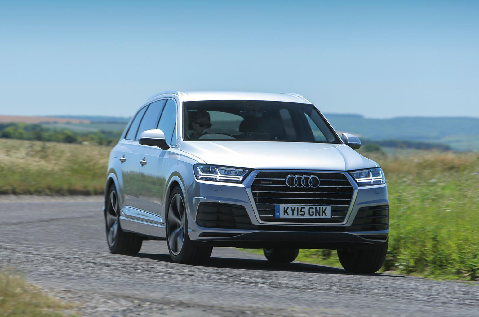 Used test: Audi Q7 vs Volvo XC90
