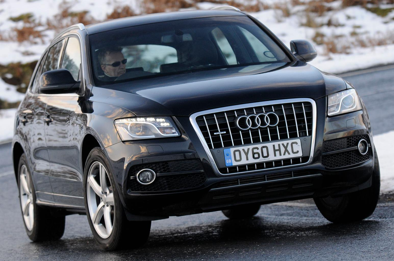 Used Audi Q5 vs BMW X3 vs Land Rover Freelander vs Volvo XC60