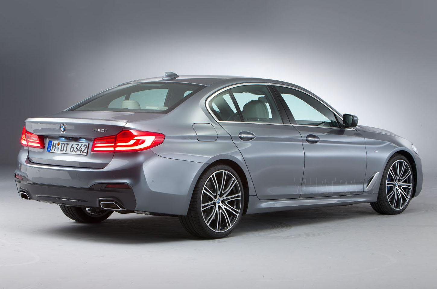 2017 BMW 5 Series to be priced from £36,025