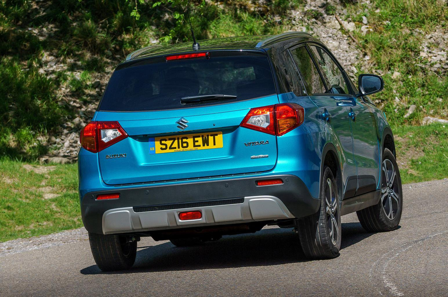 How to spec a Suzuki Vitara