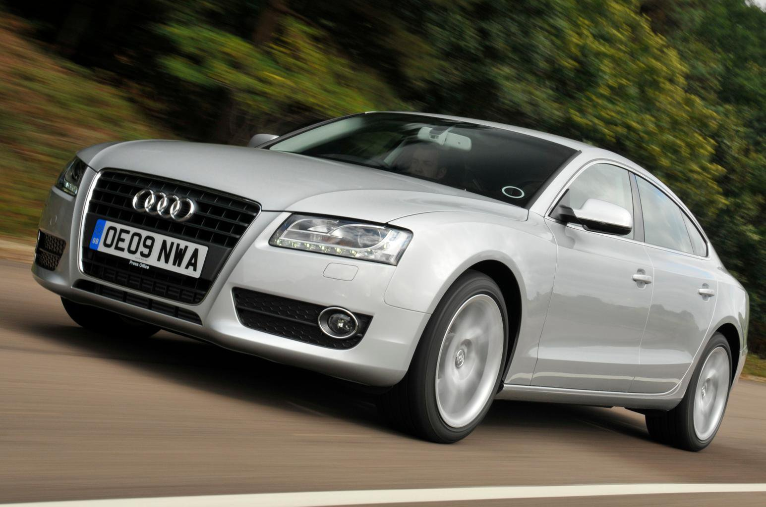 Used test: Audi A5 Sportback vs BMW 3 Series vs Mercedes C-class vs Volkswagen Passat CC