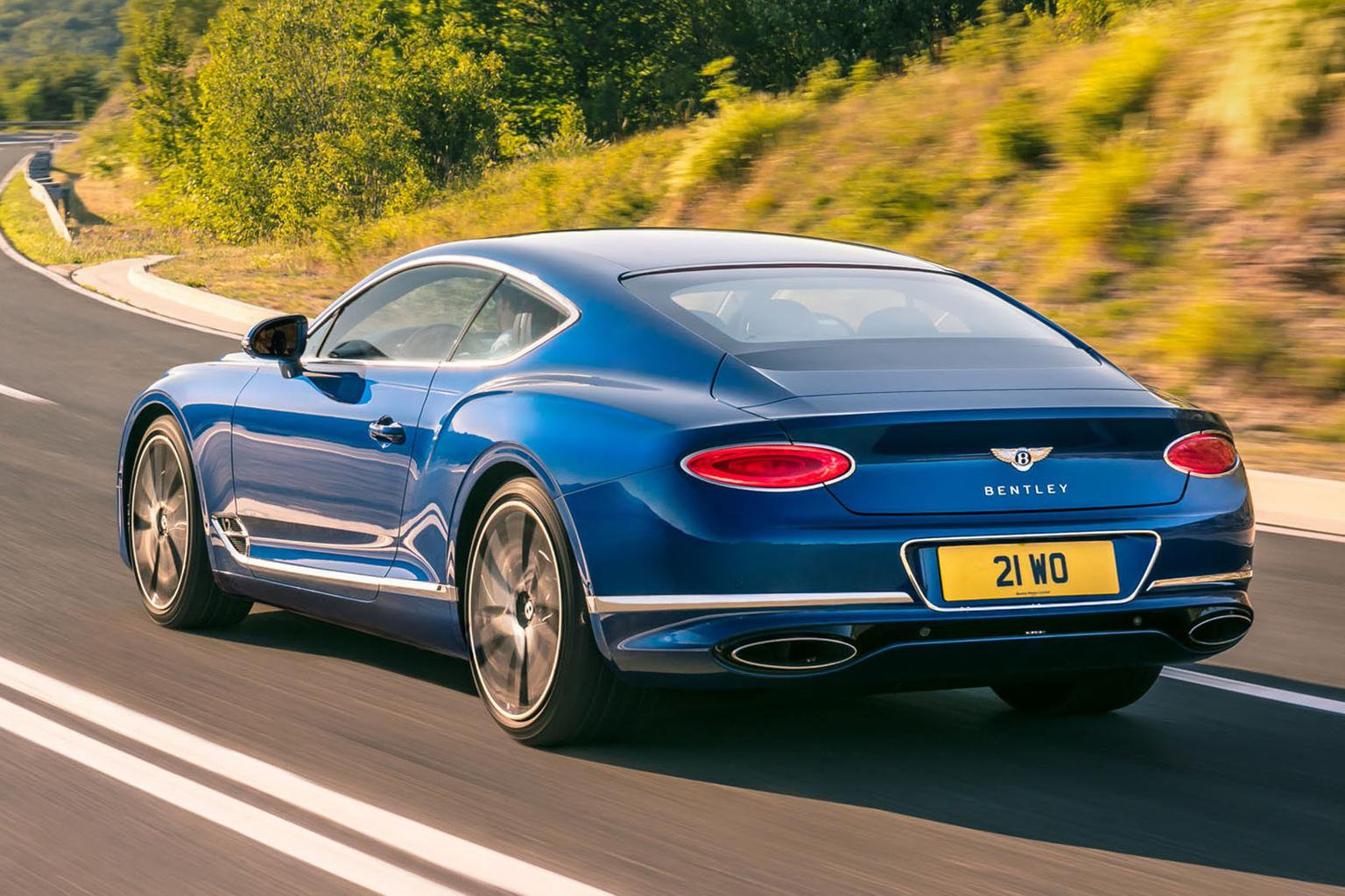 2018 bentley continental gt – pricing, specs and release date | what