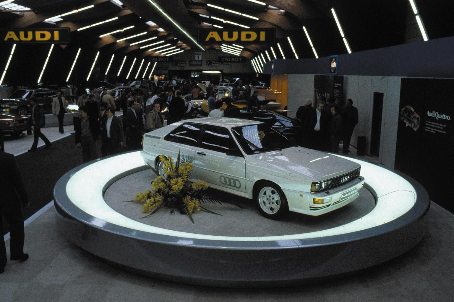Audi Quattro – Rewind Wednesday