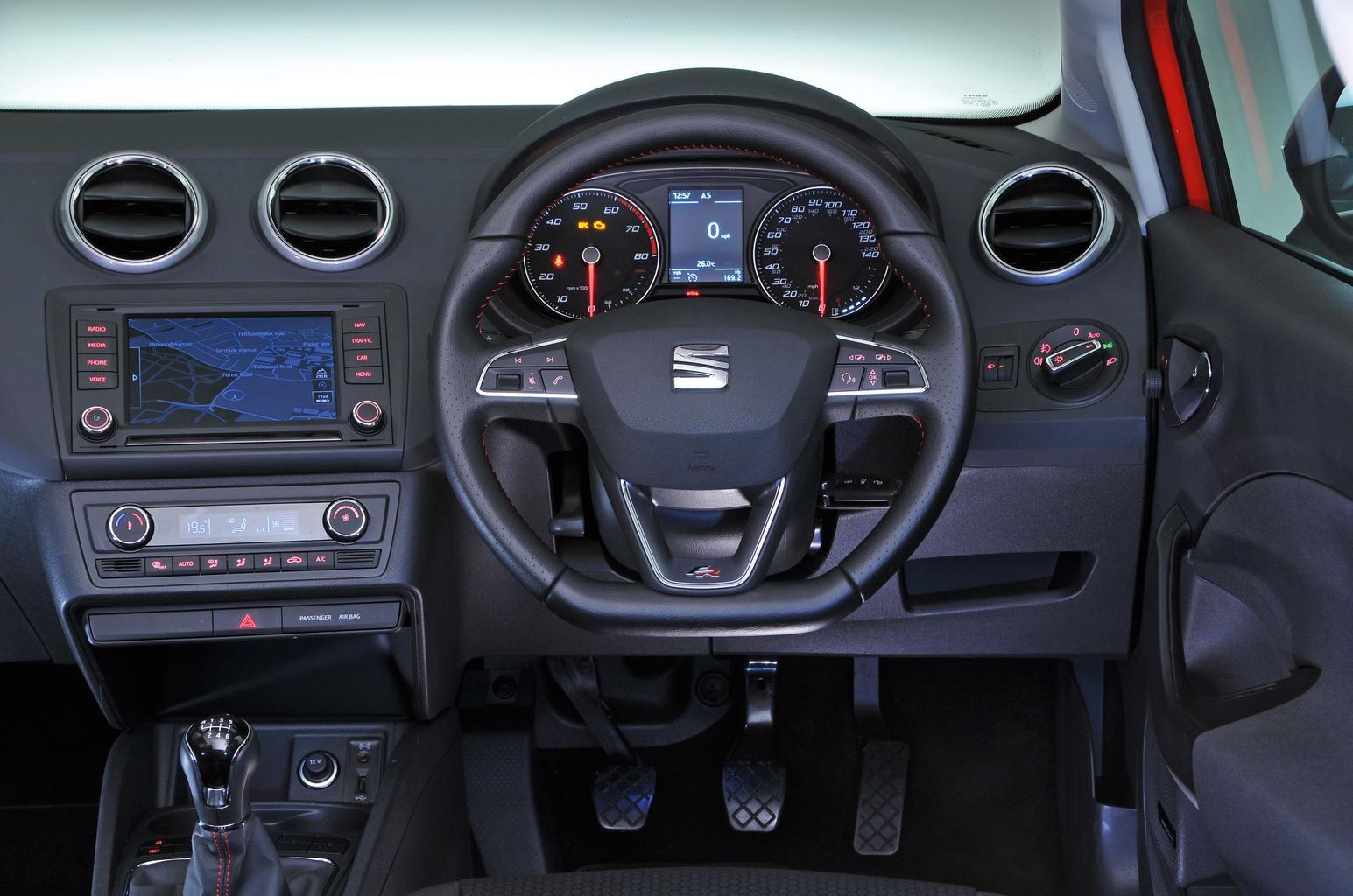 Ford Fiesta ST-Line vs Seat Ibiza FR vs Skoda Fabia Monte Carlo