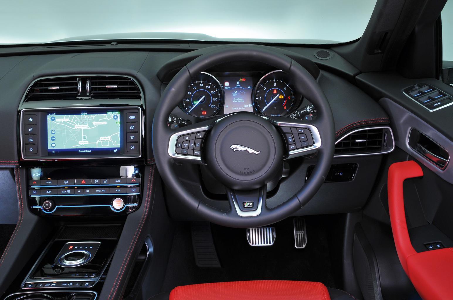 BMW X3 vs Jaguar F-Pace vs Land Rover Discovery Sport