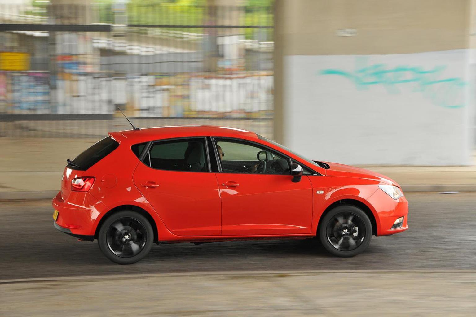 Honda Jazz vs Seat Ibiza vs Skoda Fabia