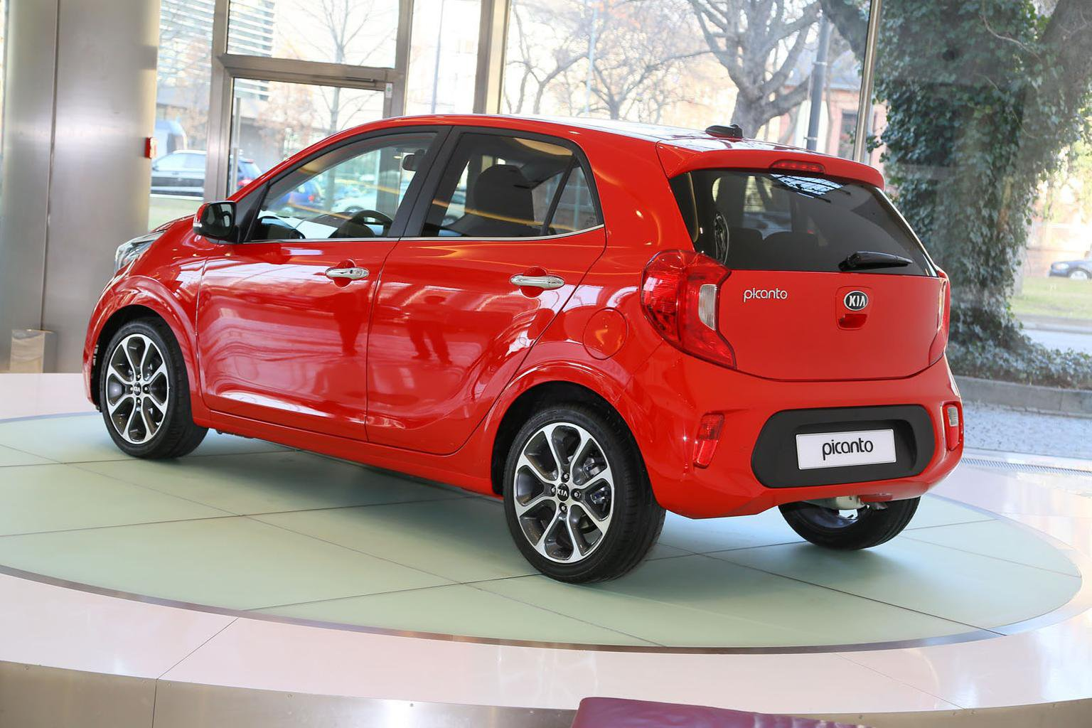 New Kia Picanto to cost from £9450