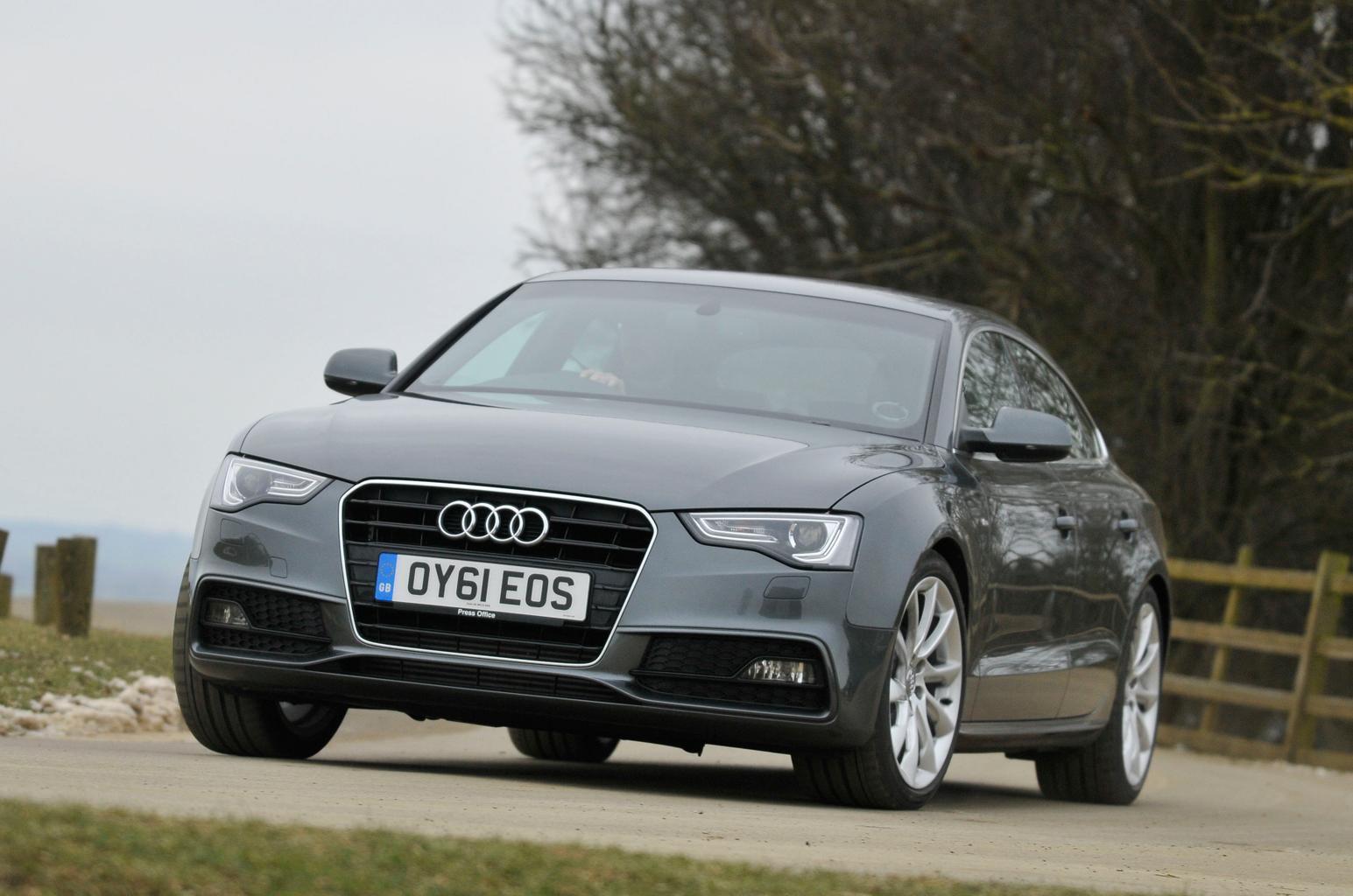 Used test: Audi A5 Sportback vs Chevrolet Volt vs Range Rover Evoque