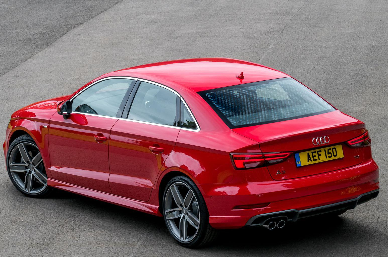 2016 Audi A3 Saloon 1.4 TFSI 150 review