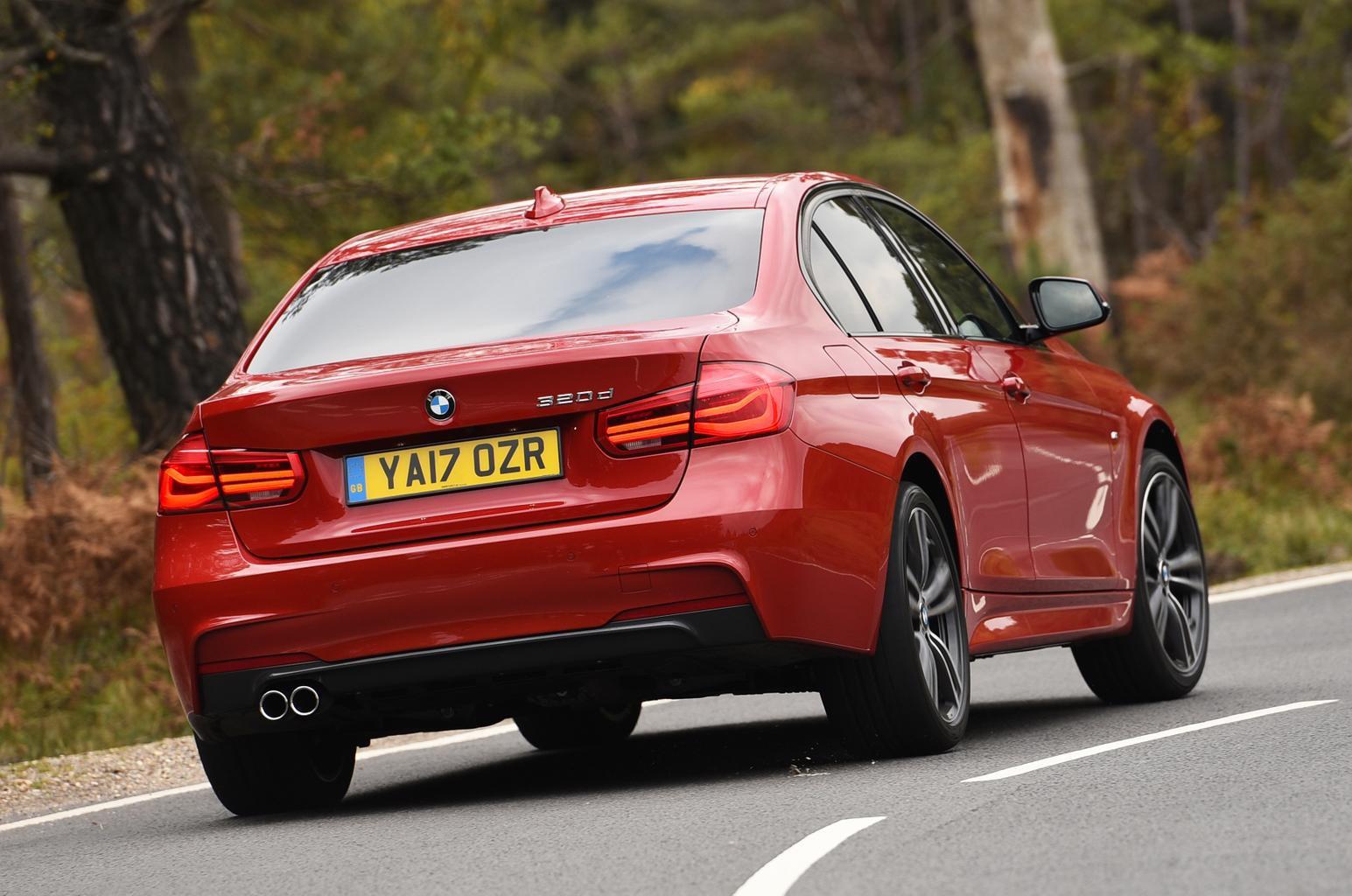 Audi A4 vs BMW 3 Series