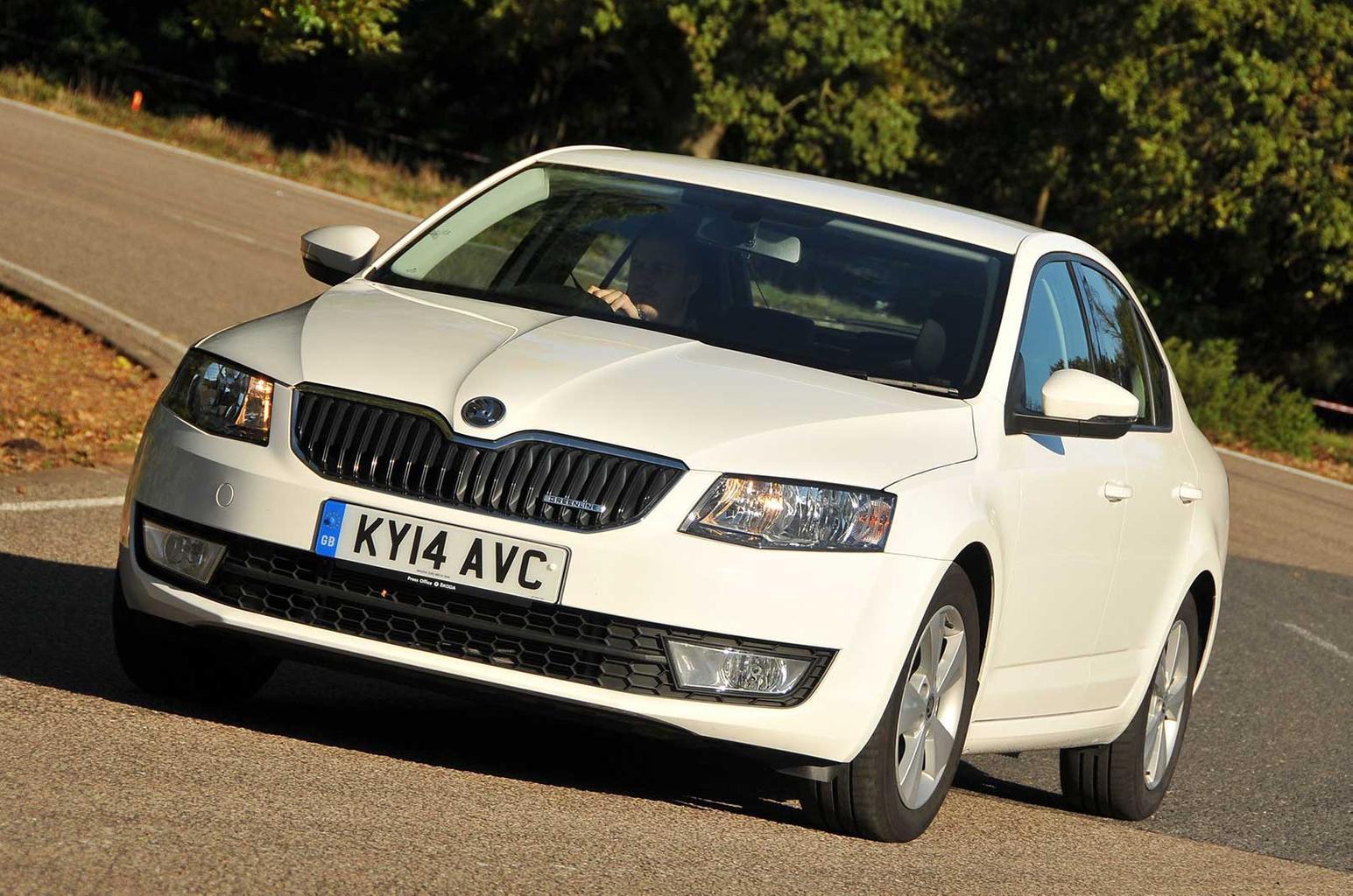 New car deal of the day: Skoda Octavia