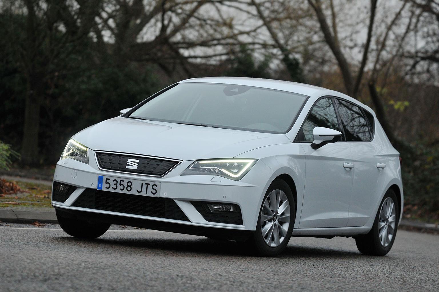 New Seat Leon vs Vauxhall Astra