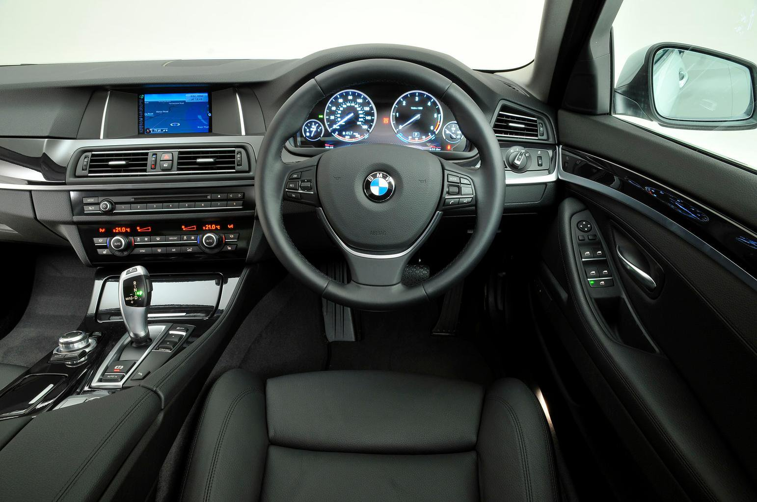 Deal of the Day: BMW 5 Series