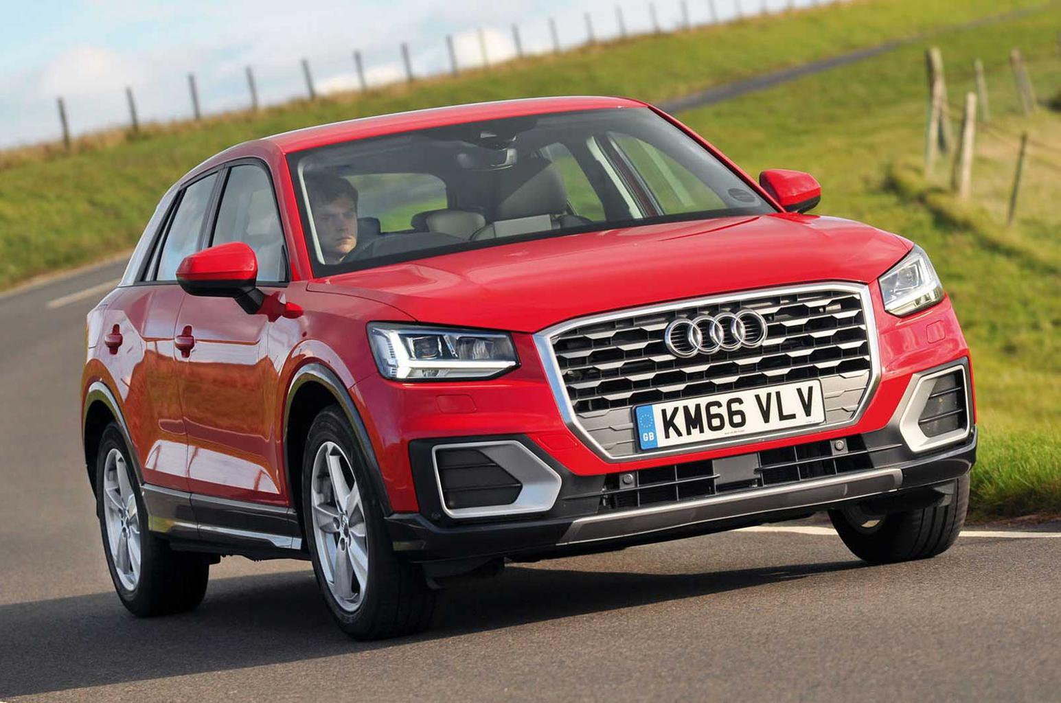 7 reasons to buy an Audi Q2