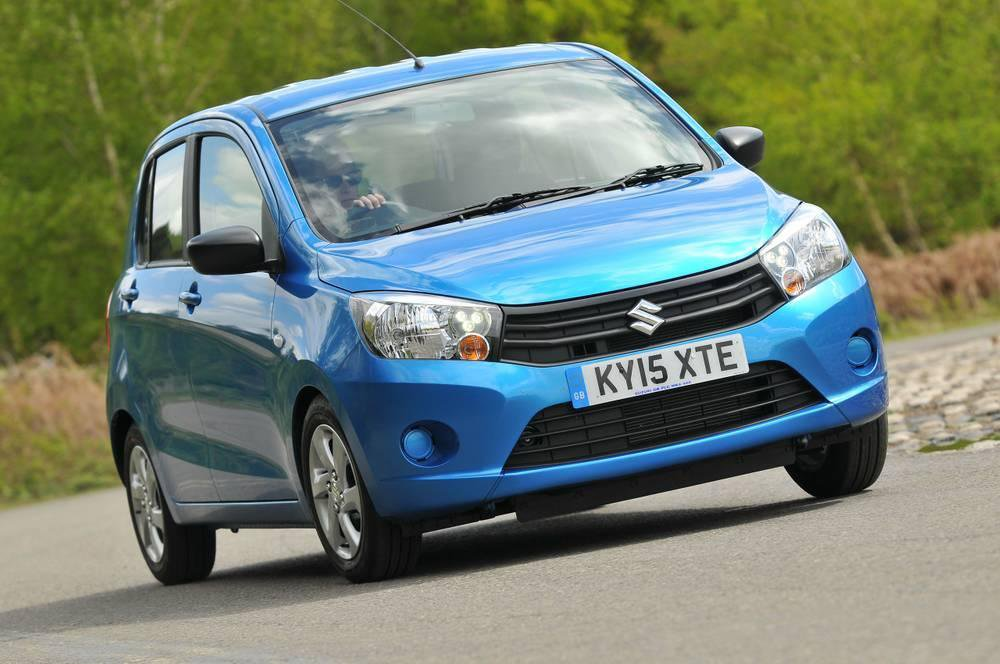 The UK's cheapest new cars revealed