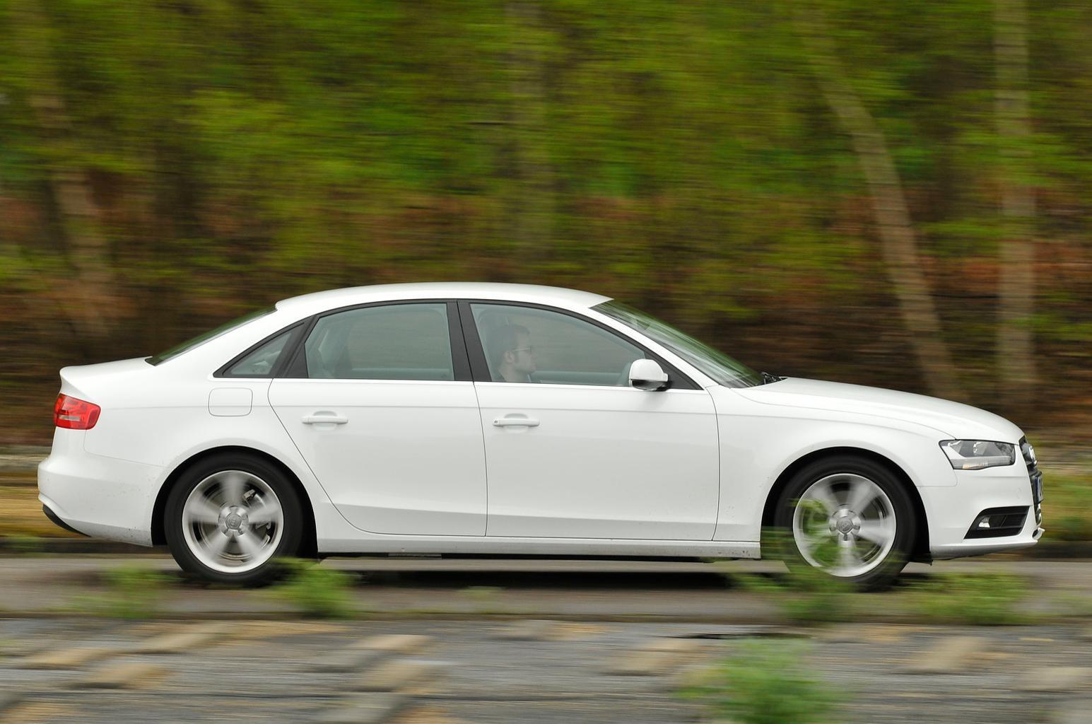 Used test – business class: Audi A4 vs BMW 3 Series vs Citroen DS5 vs Mercedes C-Class