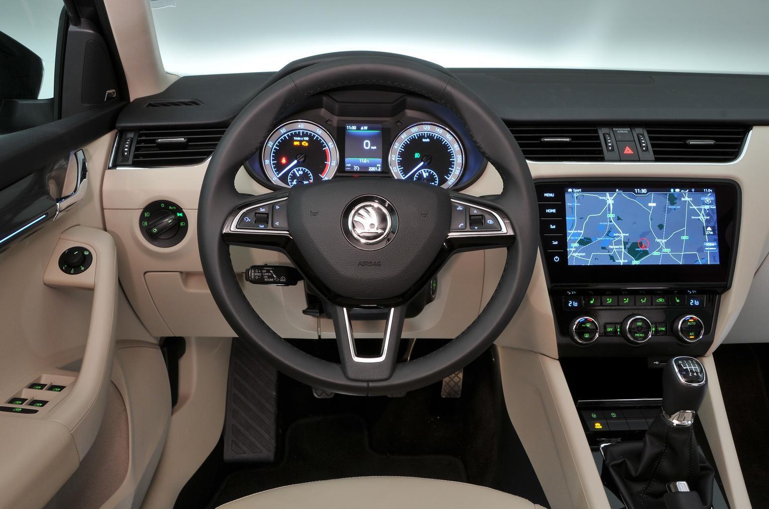 New Hyundai i30 & Skoda Octavia vs Mazda 3