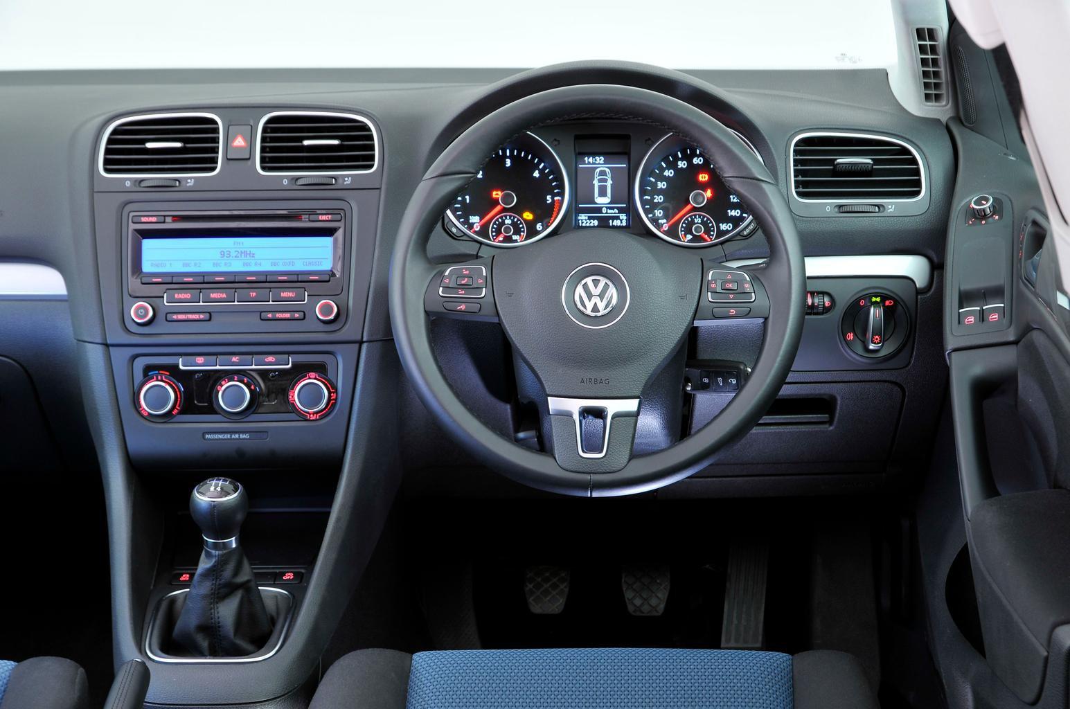 Used test: BMW 1 Series vs Lexus CT200h vs Volkswagen Golf vs Volvo V40