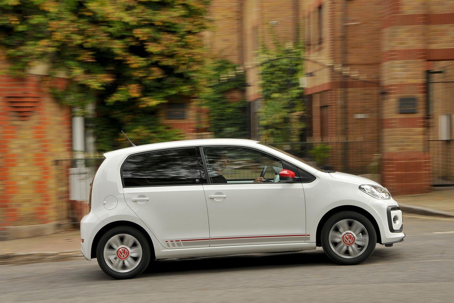 New Kia Picanto vs Volkswagen Up