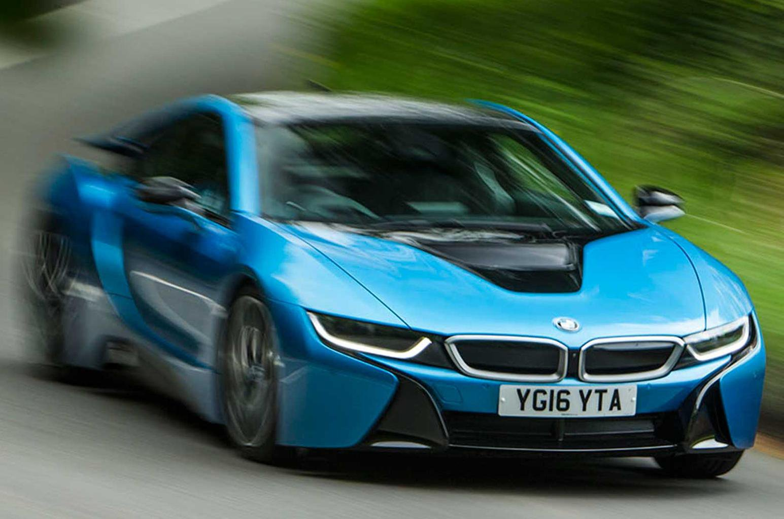 What Car? Uncut introduces our long-term BMW i8